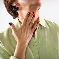 Pigarro na garganta